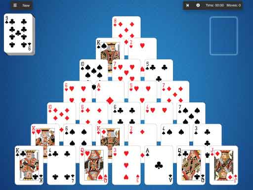 Freecell Pyramid Solitaire